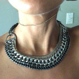 Stella & Dot Jewelry - Stella and dot link chain statement piece